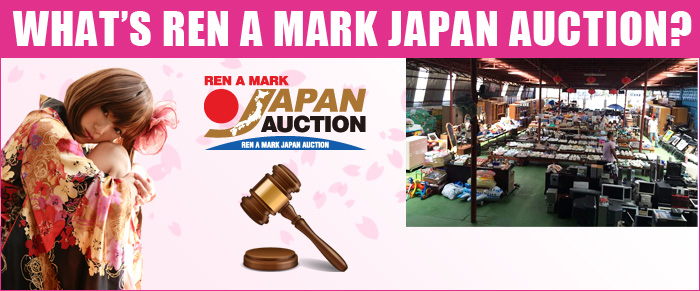 WHAT'S REN-A-MARK AUCTION?