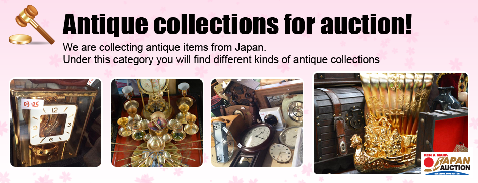 Antuques collections for auction!
